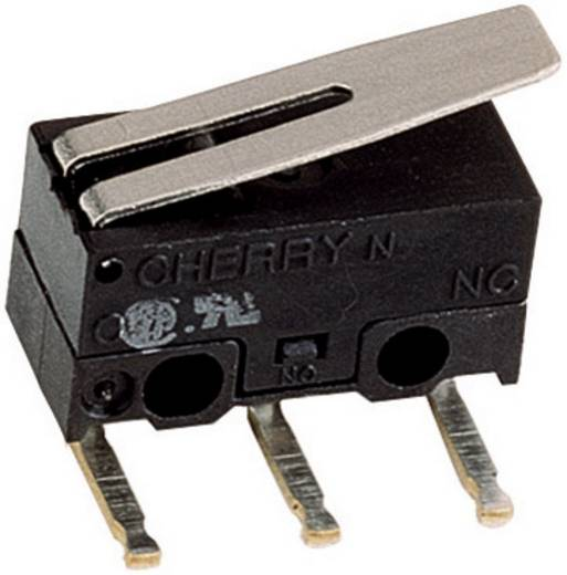 Cherry Switches DG13-B3LA Microschakelaar 125 V/AC 3 A 1x aan/(aan) Schakelwerk: IP40 / Aansluiting: IP00 schakelend 1 s