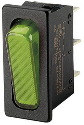 Marquardt 1830.3118 Wipschakelaar 250 V/AC 20 A 1x uit/aan IP40 vergrendelend 1 stuks