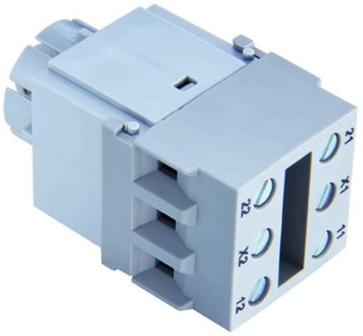 Contact element Met fitting 1x NC, 1x NO schakelend 250 V RAFI 1.20.122.101/0000 10 stuks