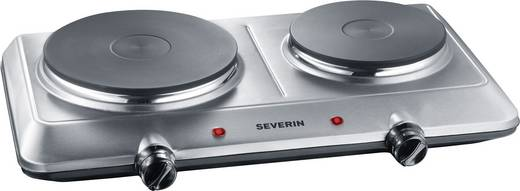 Severin DK 1014 Dubbele kookplaat 1014