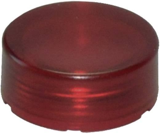 Idec YW9Z-L12Y Bolkap Verlicht (Ø x h) 23.6 mm x 9.3 mm Geel 1 stuks