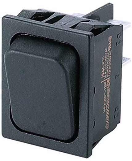 Marquardt 1834.3302 Wipschakelaar 250 V/AC 10 A 2x aan/aan IP40 vergrendelend 1 stuks
