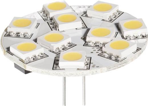 LED-lamp G4 2.5 W Warmwit (Ø) 30 mm Energielabel: A+ DioDor Dimbaar 1 stuks