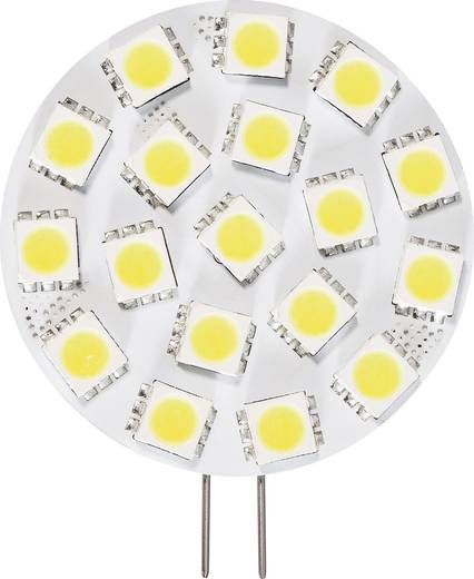 LED-lamp G4 2.6 W = 35 W Warmwit (Ø) 39.5 mm Energielabel: A+ DioDor Dimbaar 1 stuks
