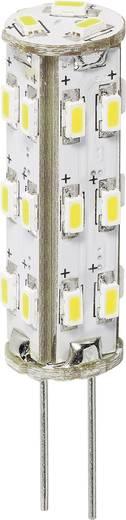 LED-lamp G4 Stift 1.3 W = 20 W Warmwit Dimbaar DioDor 1 stuks