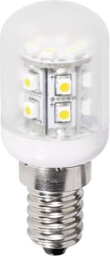 LED-lamp E14 1.2 W = 15 W Warmwit (Ø x l) 25 mm x 56 mm Energielabel: A+ DioDor 1 stuks