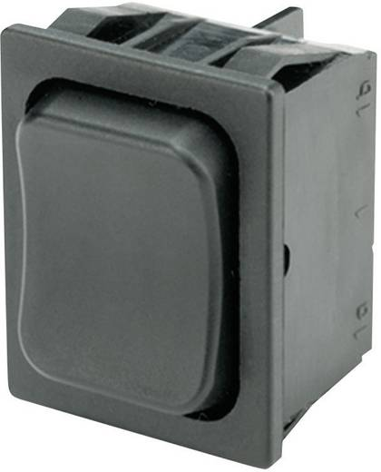 Marquardt 1839.1402 Wipschakelaar 250 V/AC 6 A 2x (aan)/uit/(aan) IP40 schakelend/0/schakelend 1 stuks