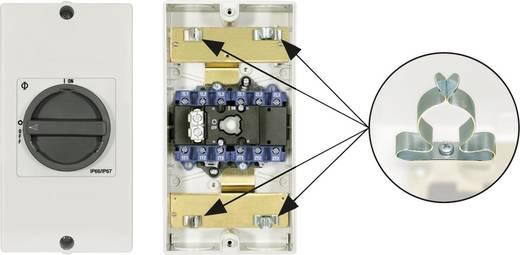 Reparatieschakelaar Uitschakelbaar 1 x 90 ° Zwart Kraus & Naimer KG64B T106/D-A038 KL71V 1 stuks