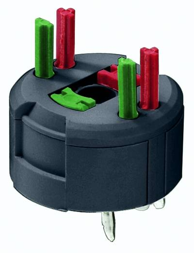 Contact element 1x NC, 1x NO schakelend 35 V RAFI 22FS 1.20.126.003/0000 10 stuks