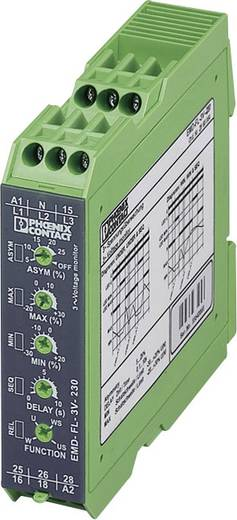 EMD-FL-3V-230 - Monitoring Relays Phoenix Contact 2885773