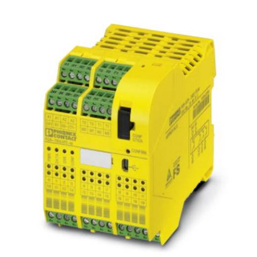 Phoenix Contact PSR-SCP- 24DC/TS/M Veiligheidsrelais 1 stuks Voedingsspanning (num): 24 V/DC (b x h x d) 67.5 x 99 x 11