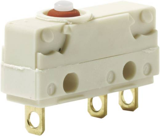 Saia V4NST9Y1UL Microschakelaar 250 V/AC 5 A 1x aan/(aan) IP67 schakelend 1 stuks