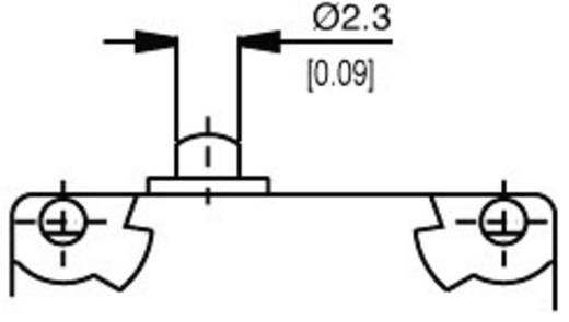 Saia V4NST9UL Microschakelaar 250 V/AC 5 A 1x aan/(aan) IP67 schakelend 1 stuks