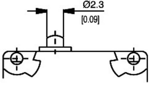Saia V4NST7UL Microschakelaar 250 V/AC 5 A 1x aan/(aan) IP67 schakelend 1 stuks