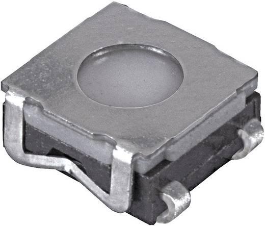 Namae Electronics JTP-1260JEM Druktoets 12 V/DC 0.05 A 1x uit/(aan) schakelend 1 stuks