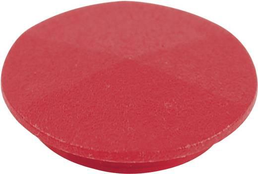 Cliff CL177753 Afdekkap Rood Geschikt voor Draaischakelaars K12 1 stuks