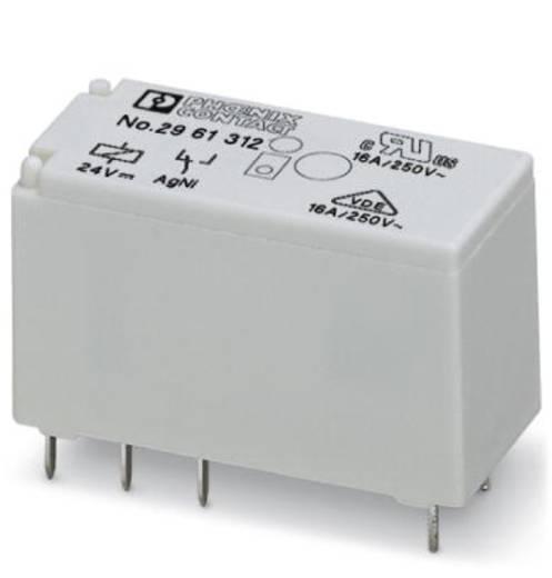Phoenix Contact Printrelais 120 V/AC 16 A 1x wisselaar 10 stuks
