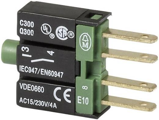 Contact element 1x NO schakelend 250 V/AC Eaton E10 1 stuks