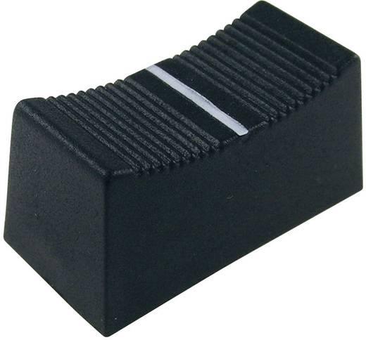 Cliff CP3155 Faderknop Zwart (l x b x h) 23 x 11 x 11 mm 1 stuks