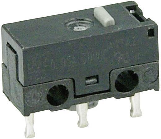 Cherry Switches DG23-B1AA Microschakelaar 30 V/DC 0.05 A 1x aan/(aan) schakelend 1 stuks