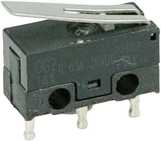 Cherry Switches DG23-B1LA Microschakelaar 30 V/DC 0.05 A 1x aan/(aan) schakelend 1 stuks