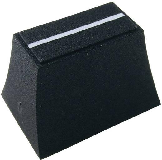 Cliff CP3193 Faderknop Zwart (l x b x h) 20 x 14 x 13 mm 1 stuks