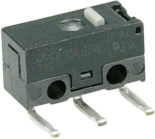 Cherry Switches DG23-B2AA Microschakelaar 30 V/DC 0.05 A 1x aan/(aan) schakelend 1 stuks