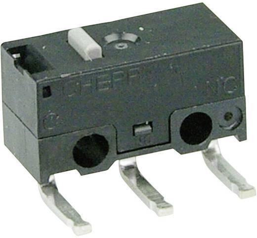 Cherry Switches DG23-B3AA Microschakelaar 30 V/DC 0.05 A 1x aan/(aan) schakelend 1 stuks