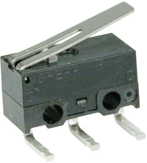 Cherry Switches DG23-B3LA Microschakelaar 30 V/DC 0.05 A 1x aan/(aan) schakelend 1 stuks