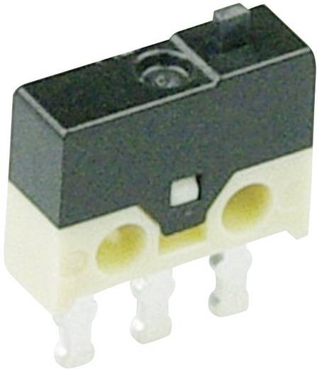 Cherry Switches DH2C-B1AA Microschakelaar 30 V/DC 0.5 A 1x aan/(aan) schakelend 1 stuks