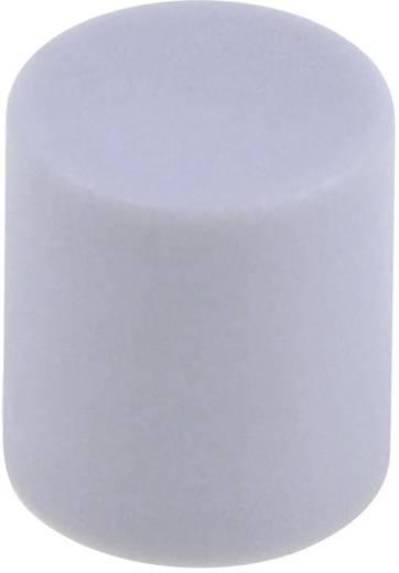 Cliff CP3410 Drukknop Grijs (Ø x h) 8 mm x 8 mm 1 stuks
