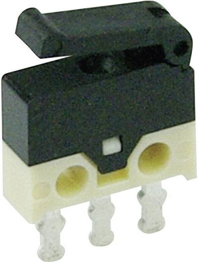 Cherry Switches DH2C-B1PA Microschakelaar 30 V/DC 0.5 A 1x aan/(aan) schakelend 1 stuks