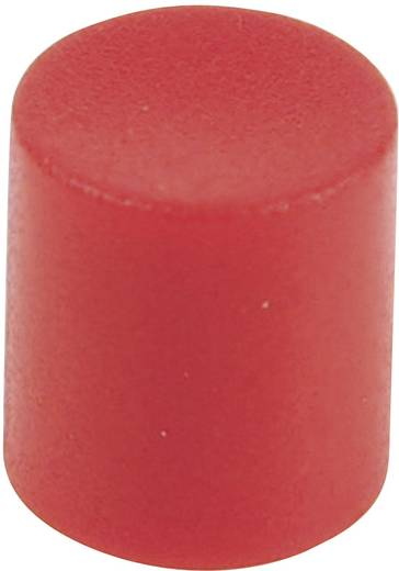 Cliff CP3411 Drukknop Rood (Ø x h) 8 mm x 8 mm 1 stuks