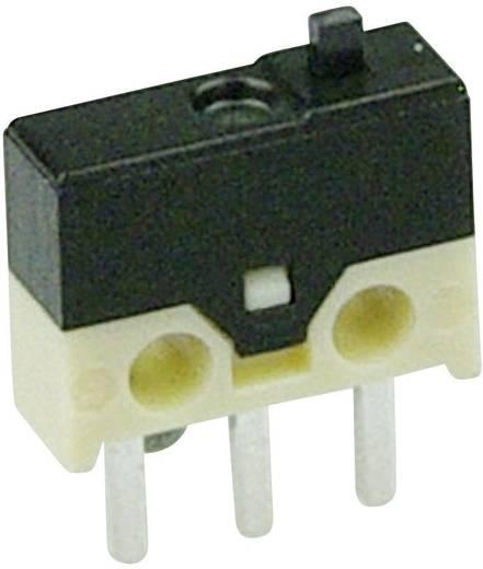 Cherry Switches DH2C-C4AA Microschakelaar 30 V/DC 0.5 A 1x aan/(aan) schakelend 1 stuks