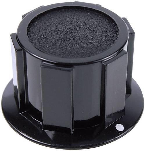 Cliff FC1600 Draaiknop Zwart (Ø x h) 25.4 mm x 15.1 mm 1 stuks