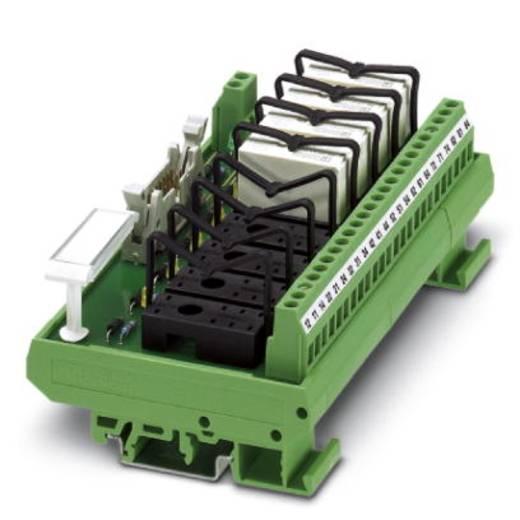 Relaisprintplaat zonder relais 1 stuks Phoenix Contact UMK- 8 RELS/KSR-G24/21/PLC 1x wisselaar 24 V/DC