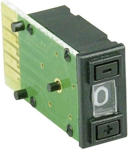 Cherry Switches PAAA-3014 Codeerschakelaar Decimaal 0-9 Schakelposities 10 1 stuks