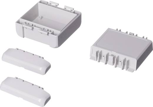 Bopla Bocube B 080805 ABS-7035 Wandbehuizing, Installatiebehuizing 80 x 89 x 47 ABS Lichtgrijs (RAL 7035) 1 stuks