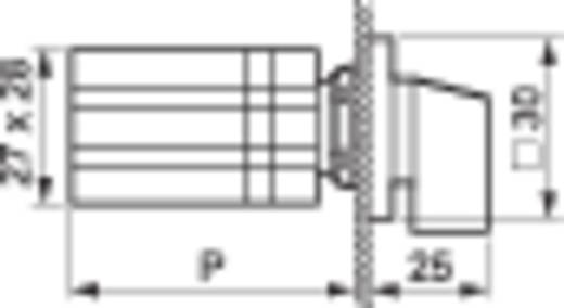 BACO BA223508 Keuzetoets 2 x 45 ° 1 stuks
