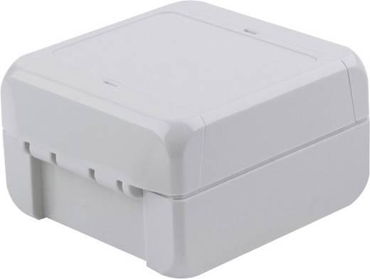 Bopla Bocube B 080805 PC-V0-7035 Wandbehuizing, Installatiebehuizing 80 x 89 x 47 Polycarbonaat Lichtgrijs (RAL 7035)