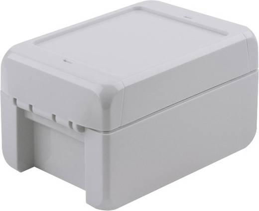 Bopla Bocube B 100806 ABS-7035 Wandbehuizing, Installatiebehuizing 80 x 113 x 60 ABS Lichtgrijs (RAL 7035) 1 stuks