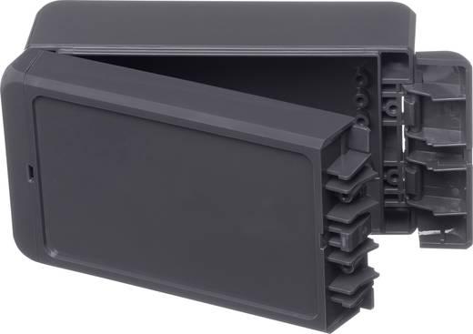 Bopla Bocube B 140806 ABS-7024 Wandbehuizing, Installatiebehuizing 80 x 151 x 60 ABS Grafietgrijs (RAL 7024) 1 stuks