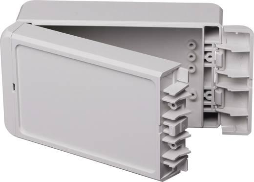 Bopla Bocube B 140806 PC-V0-7035 Wandbehuizing, Installatiebehuizing 80 x 151 x 60 Polycarbonaat Lichtgrijs (RAL 7035)