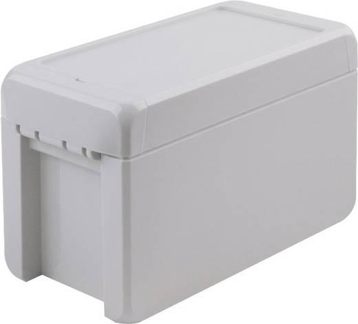 Bopla Bocube B 140809 ABS-7035 Wandbehuizing, Installatiebehuizing 80 x 151 x 90 ABS Lichtgrijs (RAL 7035) 1 stuks