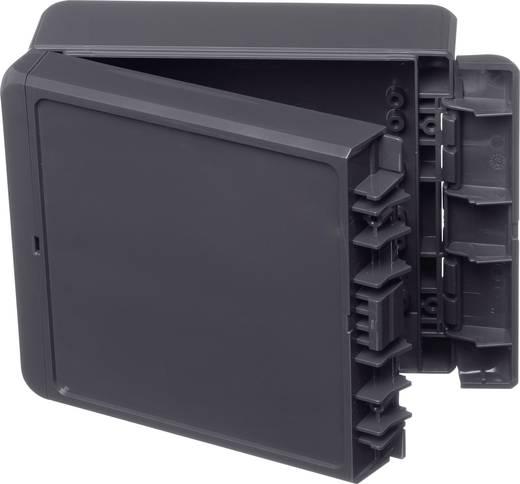 Bopla Bocube B 141306 ABS-7024 Wandbehuizing, Installatiebehuizing 125 x 151 x 60 ABS Grafietgrijs (RAL 7024) 1 stuks