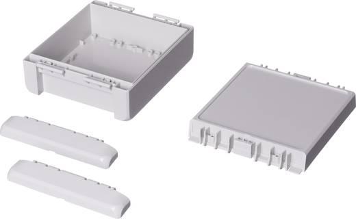 Bopla Bocube B 141306 ABS-7035 Wandbehuizing, Installatiebehuizing 125 x 151 x 60 ABS Lichtgrijs (RAL 7035) 1 stuks