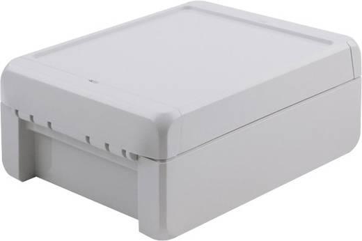 Bopla Bocube B 141306 PC-V0-7035 Wandbehuizing, Installatiebehuizing 125 x 151 x 60 Polycarbonaat Lichtgrijs (RAL 7035