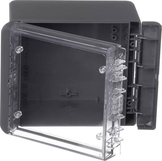 Bopla Bocube B 141309 PC-V0-G-7024 Wandbehuizing, Installatiebehuizing 125 x 151 x 90 Polycarbonaat Grafietgrijs (RAL