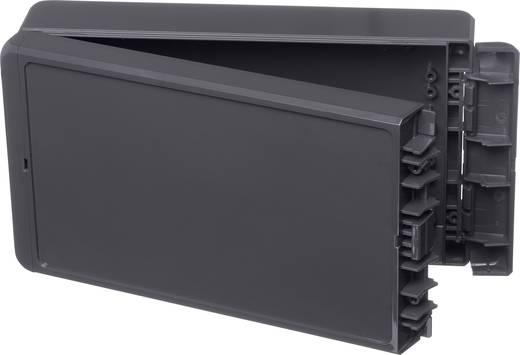 Bopla Bocube B 221306 PC-V0-7024 Wandbehuizing, Installatiebehuizing 125 x 231 x 60 Polycarbonaat Grafietgrijs (RAL 70