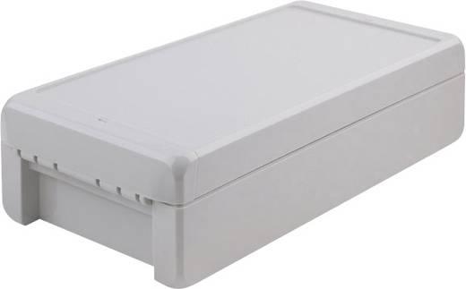 Bopla Bocube B 221306 PC-V0-7035 Wandbehuizing, Installatiebehuizing 125 x 231 x 60 Polycarbonaat Lichtgrijs (RAL 7035